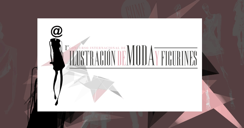 Graphic identity for the launch of the book FIGURINES de MODA, Tecnicas y Estilos